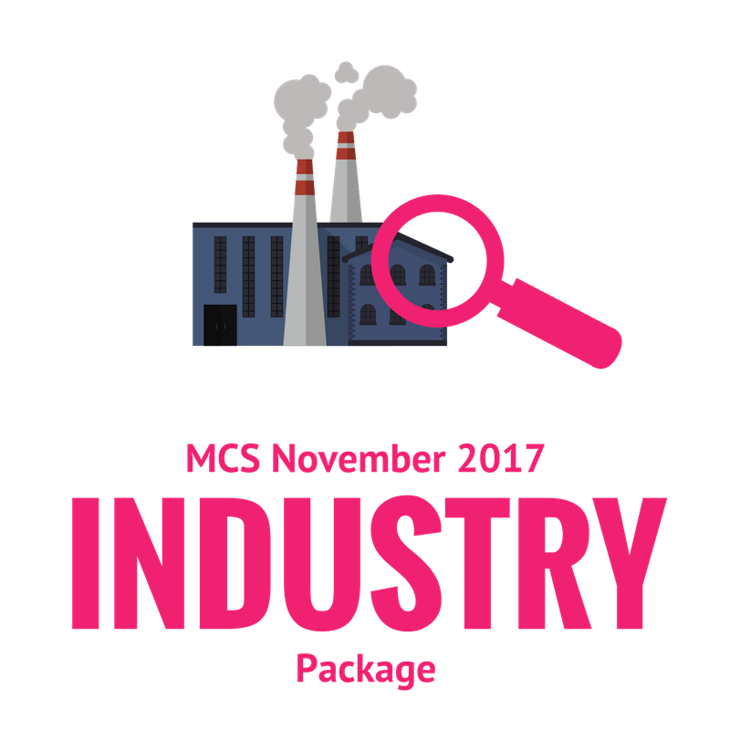CIMA MCS Industry Analysis