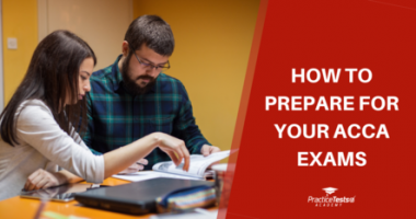 How to prepare for your ACCA exam