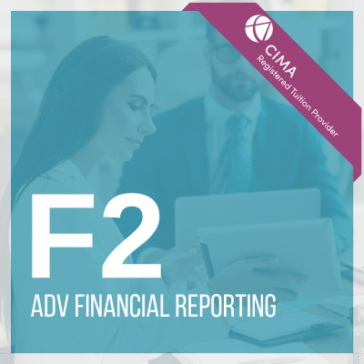 CIMA F2 Advanced Financial Reporting