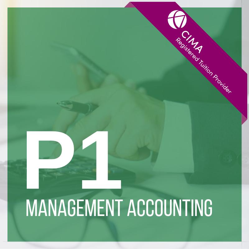 P1 Management Accounting