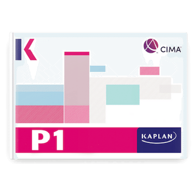 CIMA P1 Revision Cards ONLINE