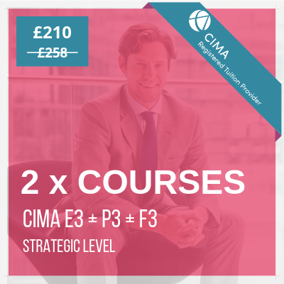 cima online courses strategic level