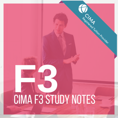 F3 Study Notes