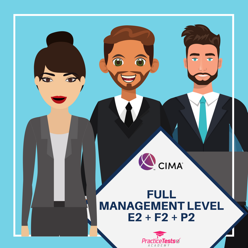 CIMA management level