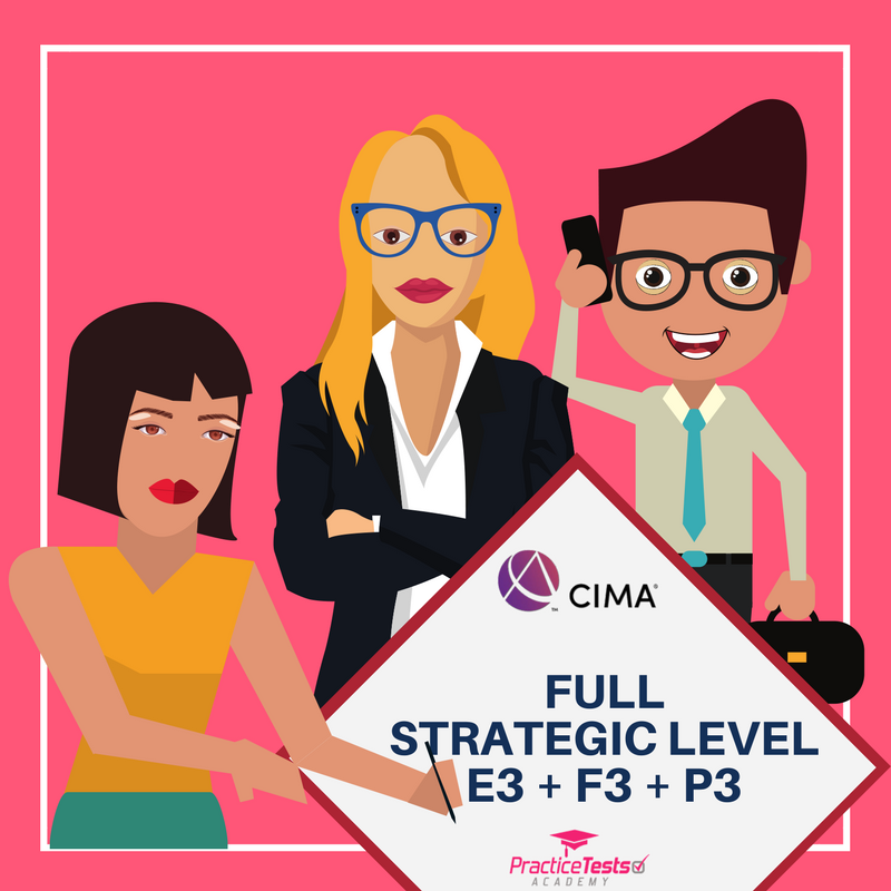 CIMA strategic level