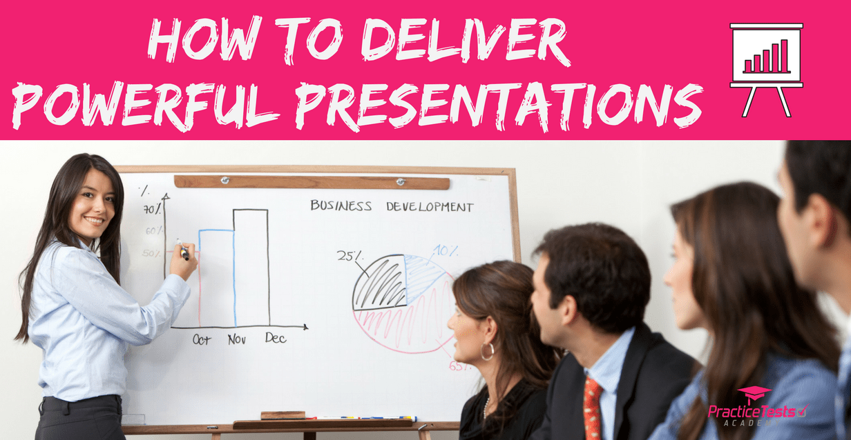 how to deliver a powerful presentation