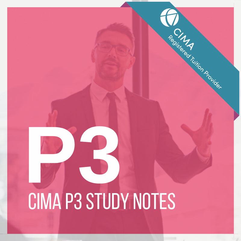 P3 Study Notes