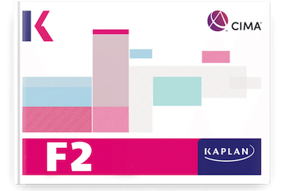 CIMA F2 Revision Cards ONLINE