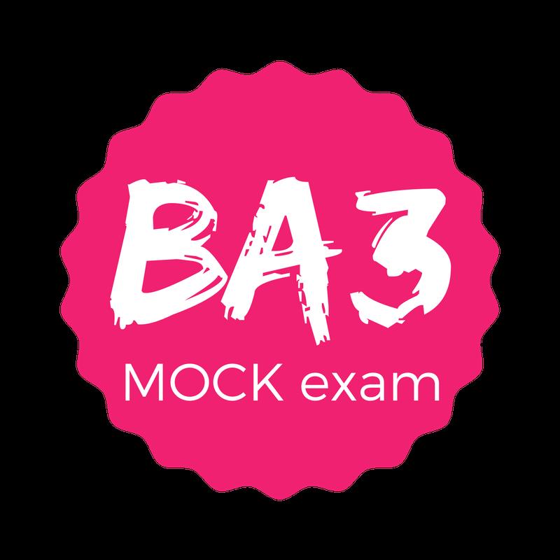 BA3 Mock