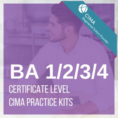 Certificate Level Practice Kits