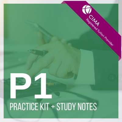 CIMA P1 Practice Kit + Study Notes