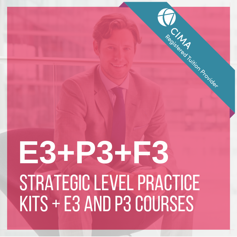 Strategic Level Q&A with P3 and E3 Complete Courses