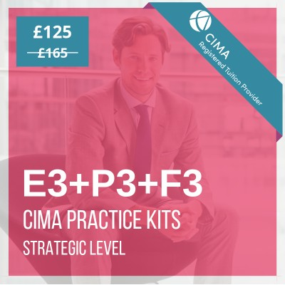 Strategic Level Practice Kits (E3 + P3 + F3)