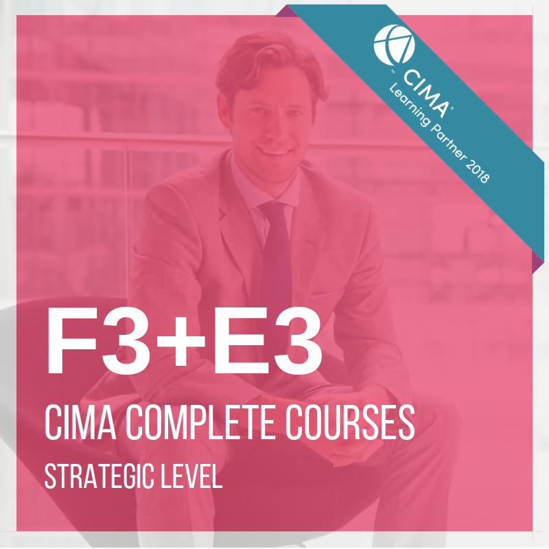 F3 + E3 Strategic Level Complete Courses