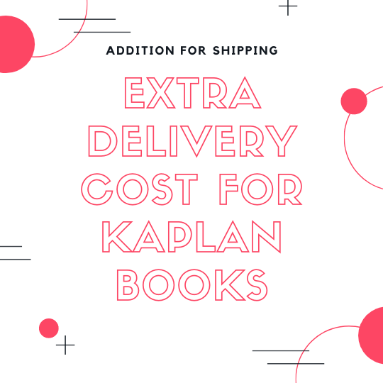 Extra delivery for Kaplan books
